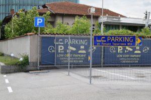 Паркинг летище софия вход