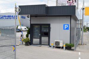 Паркинг летище софия офси
